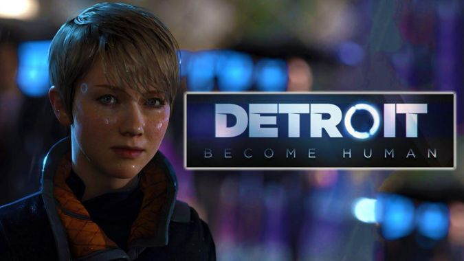 Gamescom 2016: Detroit Become Human