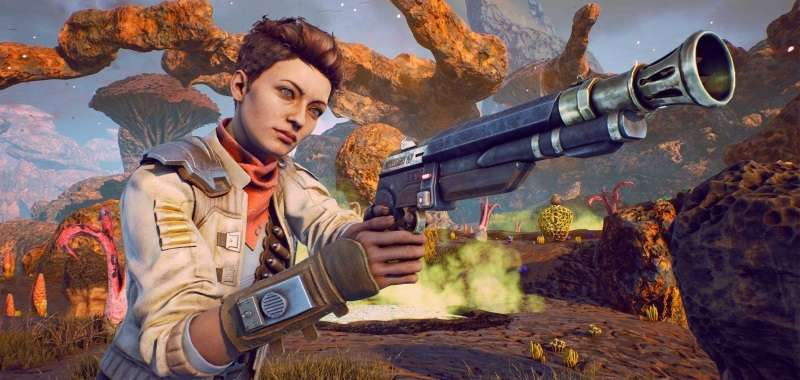 The Outer Worlds bohaterka