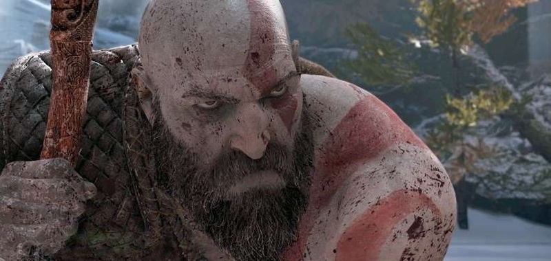 God of War Kratos po walce