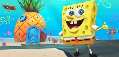 SpongeBob SquarePants: Battle for Bikini Bottom Rehydrated na długim materiale z rozgrywki