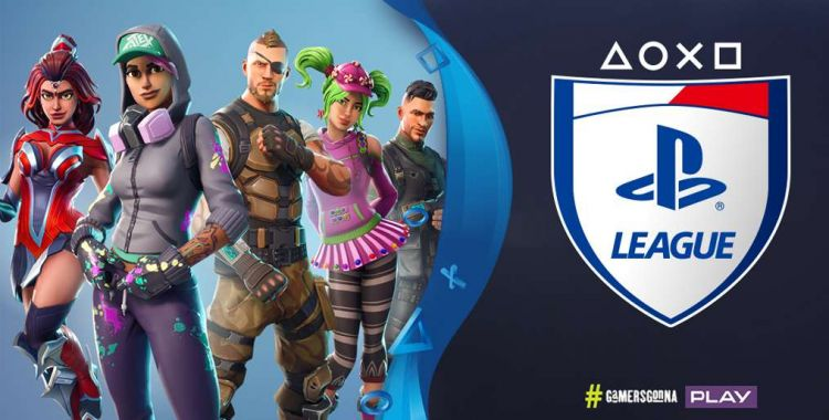 Turniej Fortnite w PlayStation League