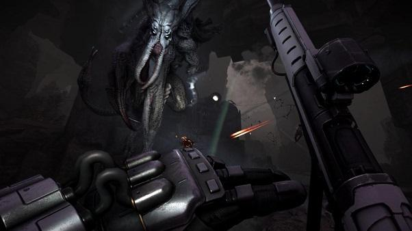 Kraken atakuje - nowy gameplay z Evolve