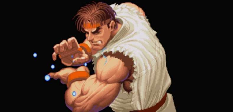Ryu z Ultra Street Fighter II: The Final Challengers
