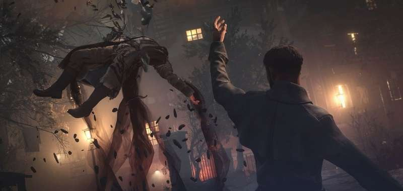 Vampyr na Nintendo Switch