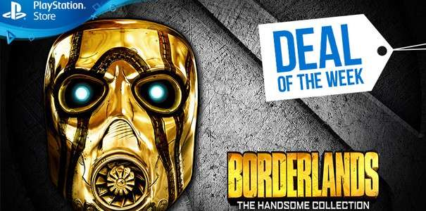 Borderlands: The Handsome Collection ofertą tygodnia w PS Store