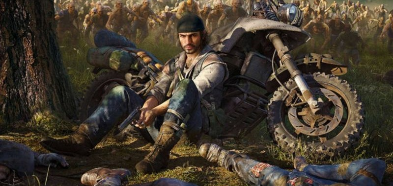 Days Gone PS4  PS5
