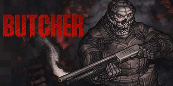 Butcher to Soldat w wersji na PlayStation 4