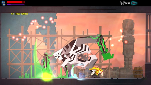 Guacamelee! to nowy tytuł na PS3 i PS Vita