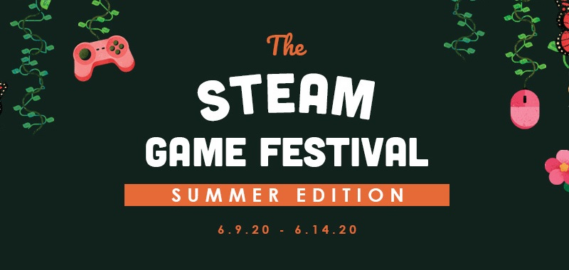 The Steam Game Festival: Summer Edition przełożony