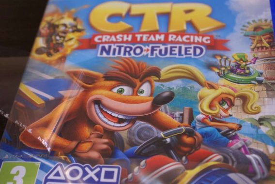 CRASH TEAM RACING - co poszło nie tak?