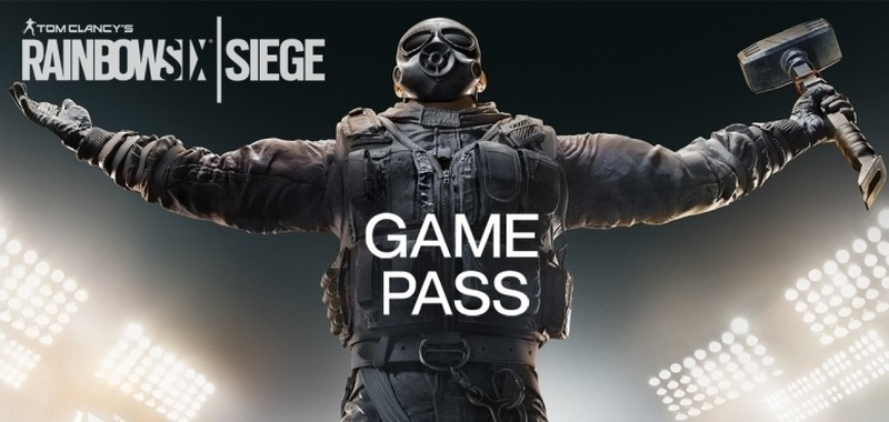 Rainbow Six: Siege Xbox Game Pas