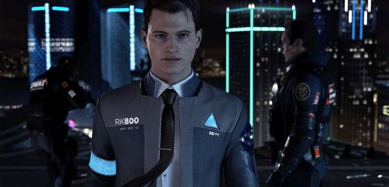 Detroit: Become Human na PlayStation Experience to stary gameplay i brak daty premiery