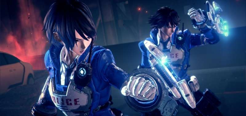 Bohaterowie Astral Chain