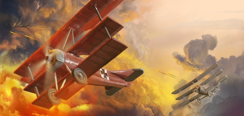 Red Wings Aces of the Sky Switch