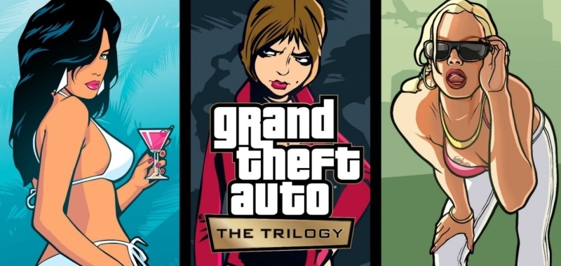 GTA: The Trilogy The Definitive Edition