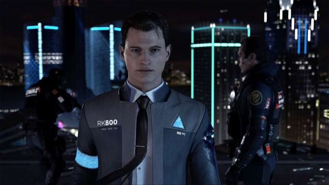 Detroit: Become Human - raport z Warsaw Games Week 2017