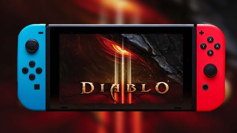 Diablo 3 w akcji na Switch. Gameplay z gamescom 2018