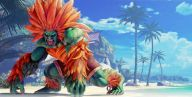 Street Fighter V - Blanka wraca do walki