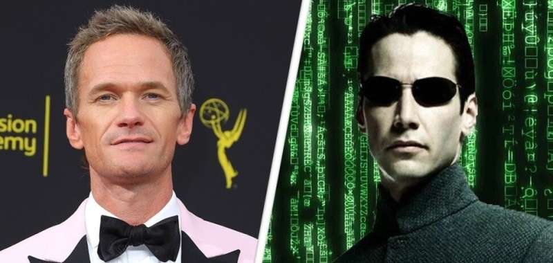 Neil Patrick Harris Matrix 4
