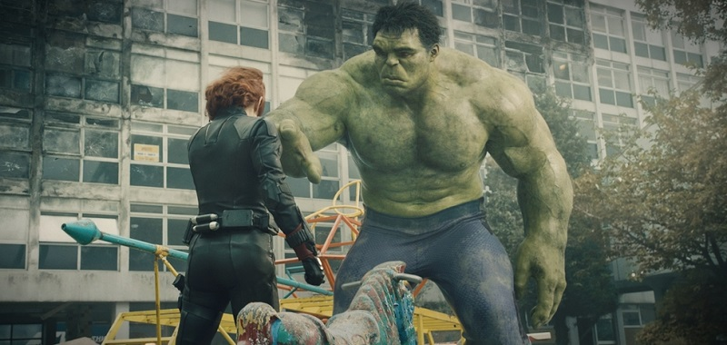 Marvel Cinematic Universe. Mark Ruffalo bał się angażu do roli Hulka