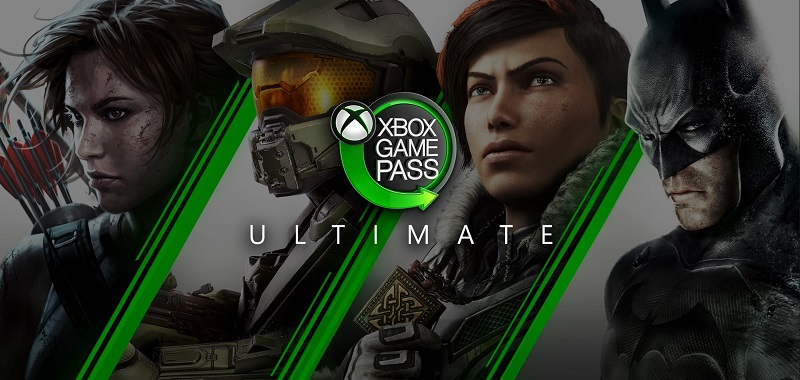 Xbox Game Pass Ultimate - promocja