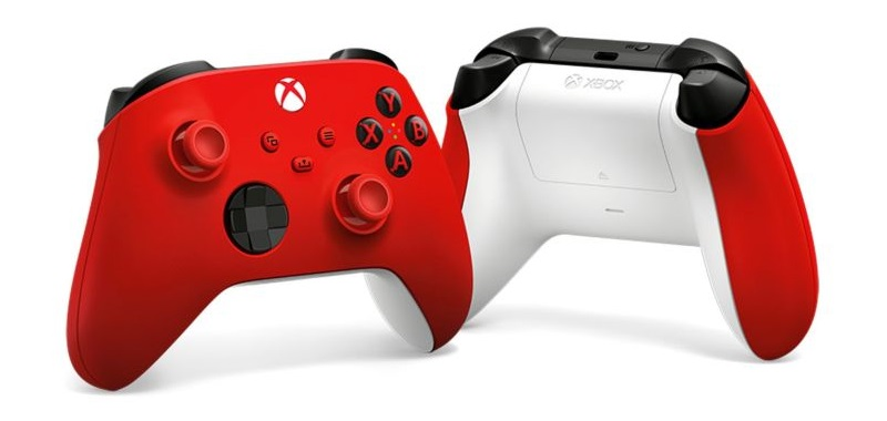 Xbox Pulse Red