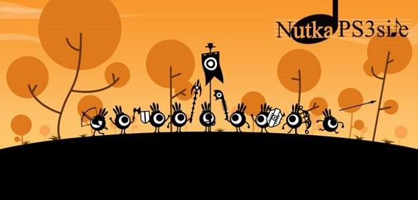 Nutka PS3Site: Patapon (PSP)
