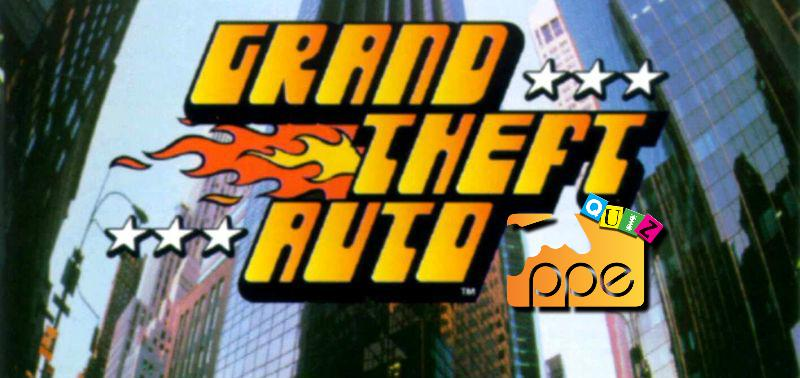 Quiz wiedzy o Grand Theft Auto