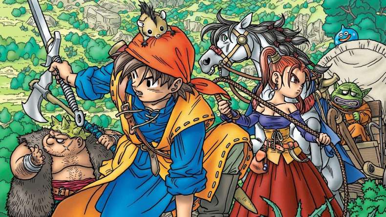 QUIZ wiedzy o Dragon Quest VIII