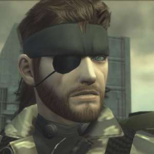Sneaky Solid Snake